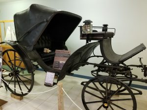 Lucy Carnegie's Carriage